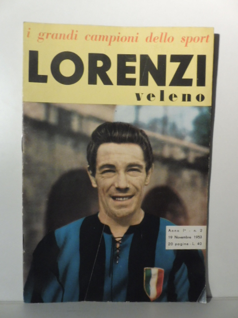 Image result for benito lorenzi