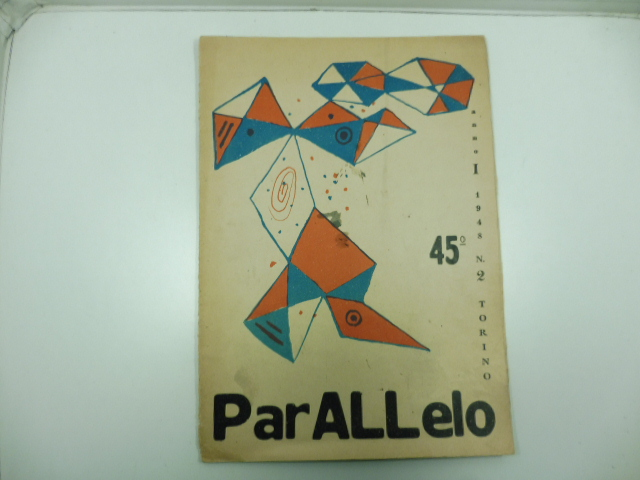 45° parallelo. Anno I, 1948, n. 2
