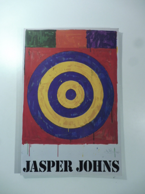 Jasper Johns. The screenprints