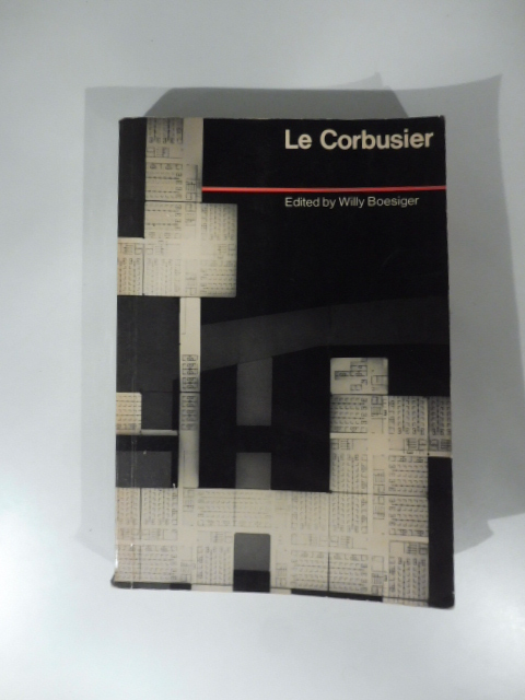 Le Corbusier edited by Willy Boesiger