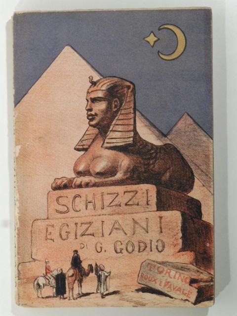 Schizzi egiziani. (Prima serie). Seconda edizione