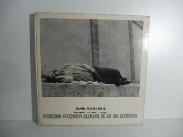 Photographies, photographs, fotografias (1928 - 1968). Mexico 68 programa cultural de la XIX Olimpiada