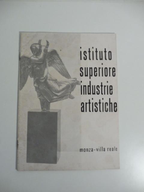 Istituto superiore industrie artistiche. Monza - Villa Reale. I.S.I.A.