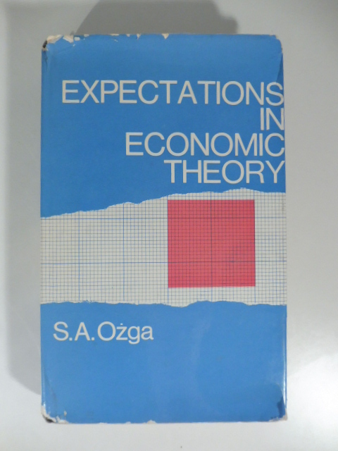 Expectation in economic theory