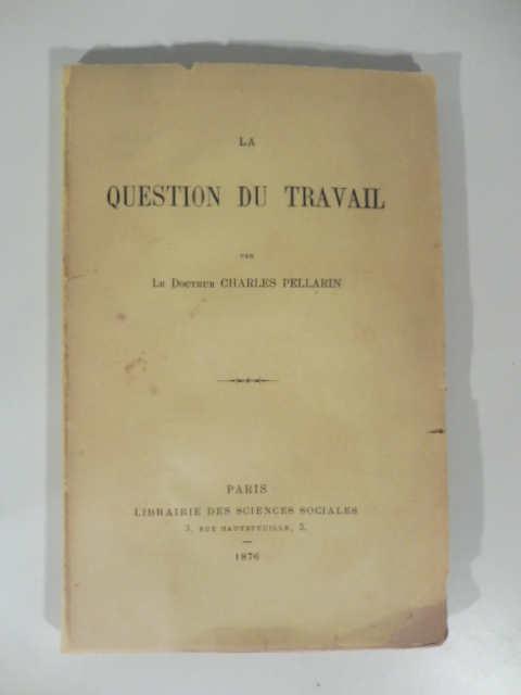 La question du travail