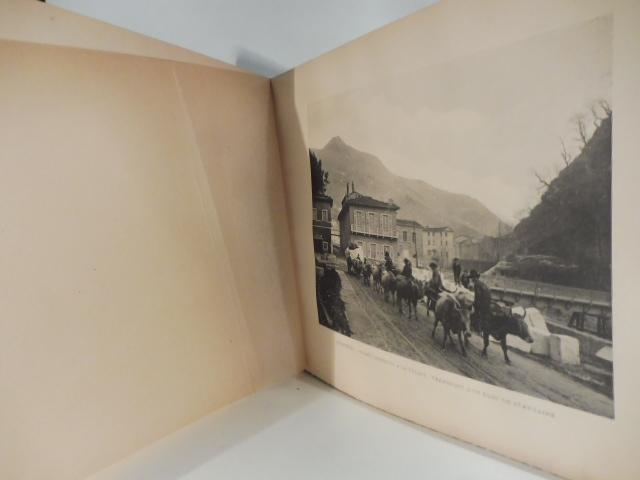 Serravezza. Du Forte dei Marmi a l'Altissimo et au Val d'Arni. 1908