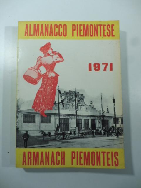 Almanacco Piemontese 1971