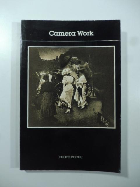 Camera Work. Photo poche