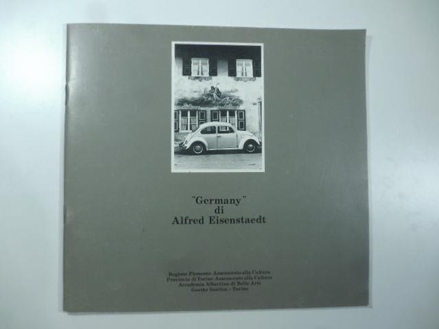 Germany di Alfred Eisenstaedt