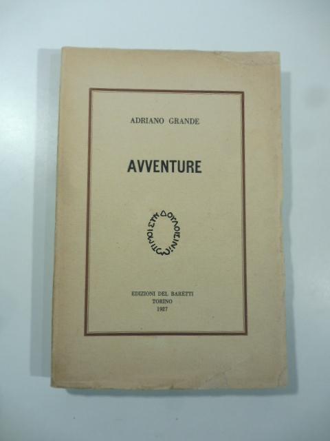 Avventure