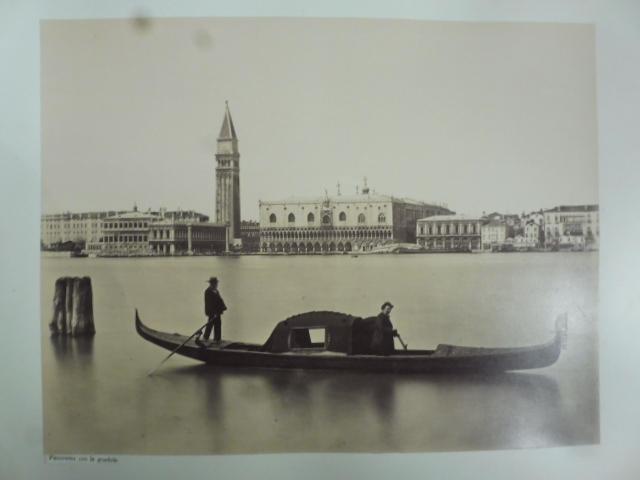 Ricordo di Venezia (12 grandi fotografie all'albumina)