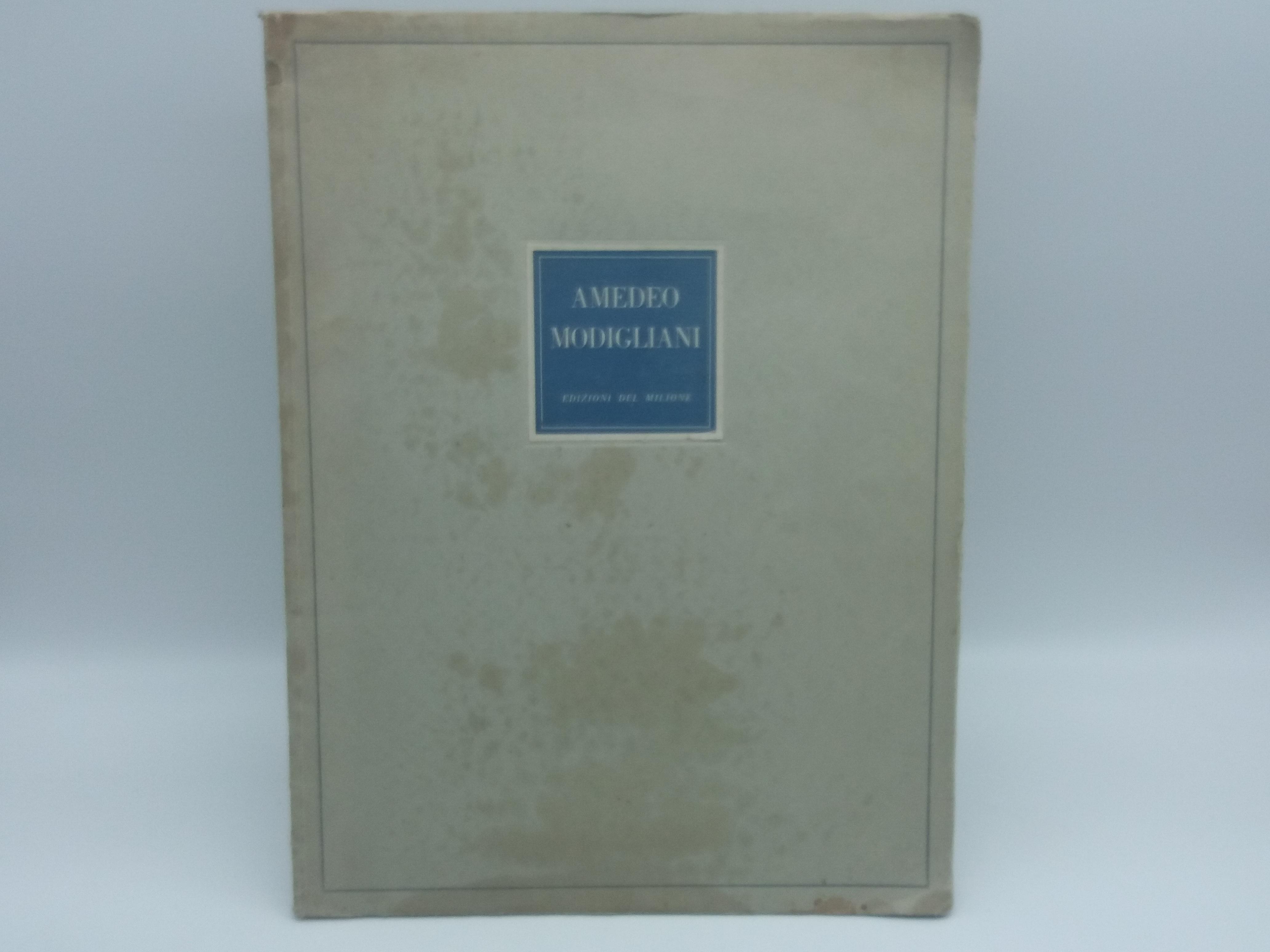 12 opere di Amedeo Modigliani